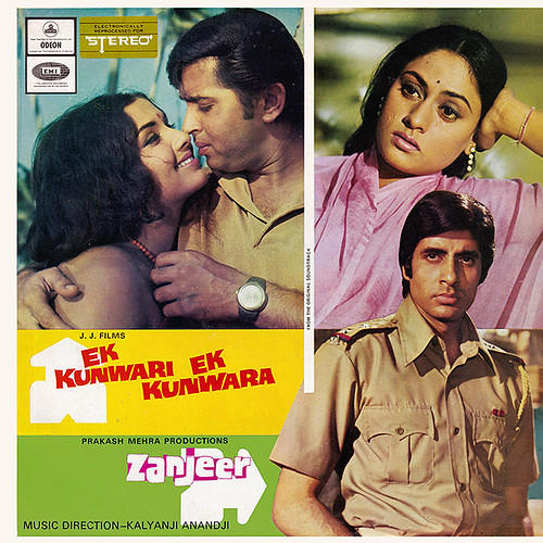 Kalyanji Anandji: Zanjeer/Ek Kunwari Ek Kunwara (1973)