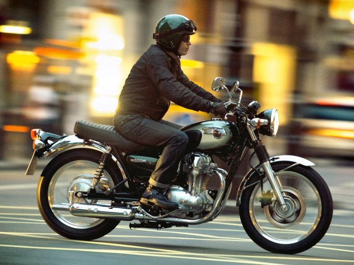 Kawasaki W 800 2012 - 16