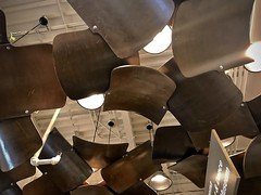 Ceiling of Chairs