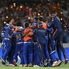 Champions! A stunning turnaround from Mumbai Indians to win their third #IPL title #IPL2017 #MumbaiIndians #Champions #winners  Photo credit: BCCI