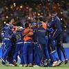 Champions! A stunning turnaround from Mumbai Indians to win their third #IPL title #IPL2017 #MumbaiIndians #Champions #winners  Photo credit: BCCI
