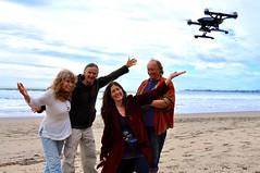 Worship the beach drone