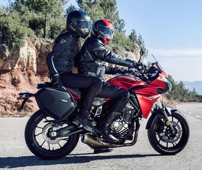 Yamaha 700 Tracer 2018