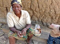 Eggon Grandmother, Langa Langa Village, Nasarawa State, Nigeria. #JujuFilms