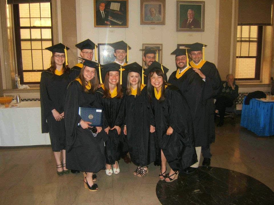Masters Ceremony 2012