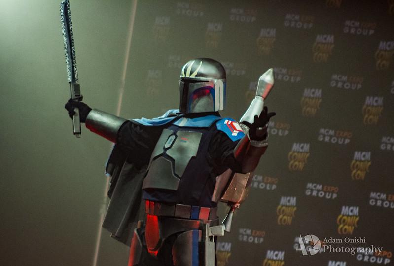 MCM London ComicCon May 2017