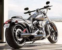 Harley-Davidson 1690 SOFTAIL BREAKOUT FXSB 2013 - 16
