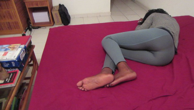 In the bed Katy soles size 9