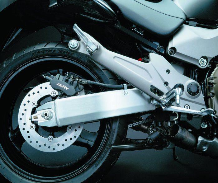 Honda X-11 CB 1100 SF X-Eleven 2001 - 3