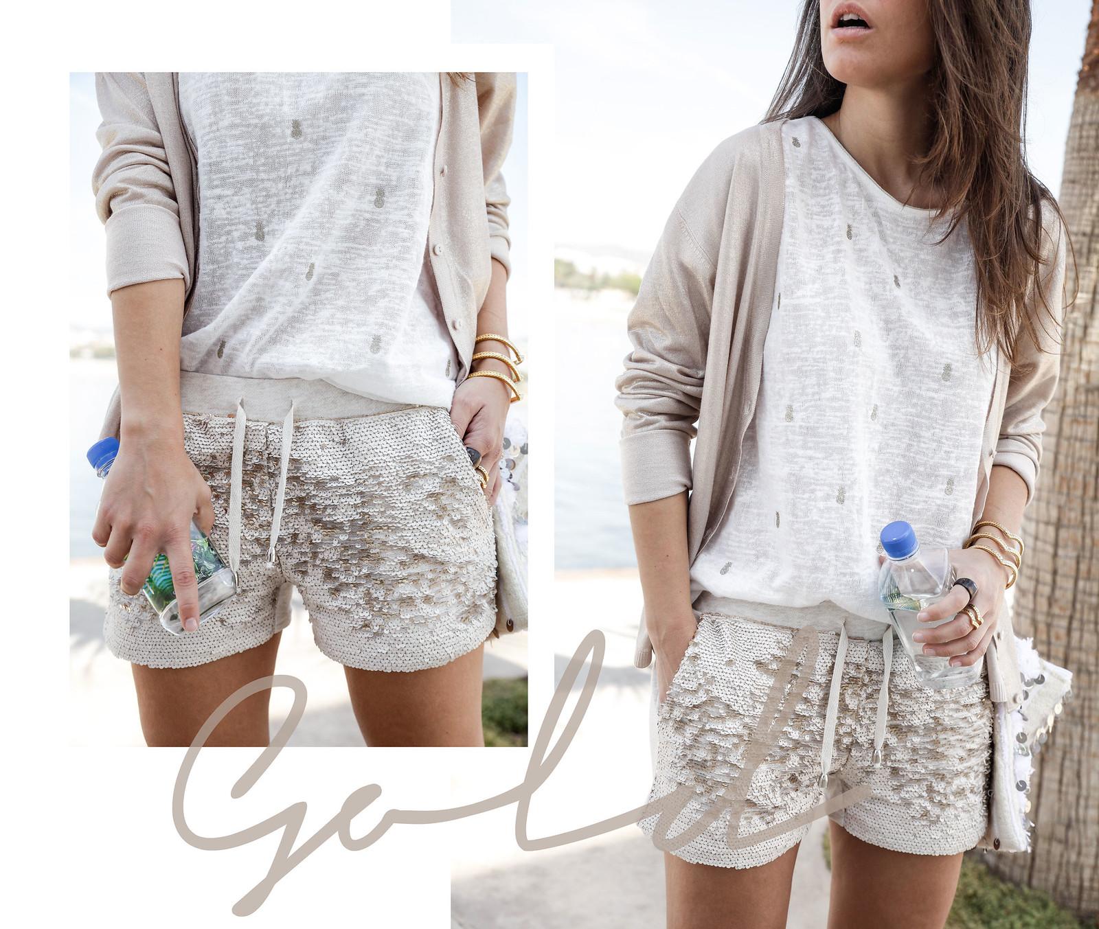 03_Shorts_lentejuelas_dorados_outfit_lelyjane_gold_shorts_theguetsgirl_laura_santolaria_influencer_barcelona_style