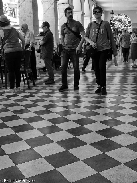 Life is a chess set