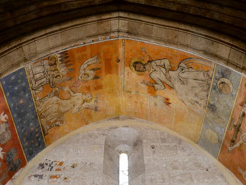 Wall Paintings of San Miguel Chapel