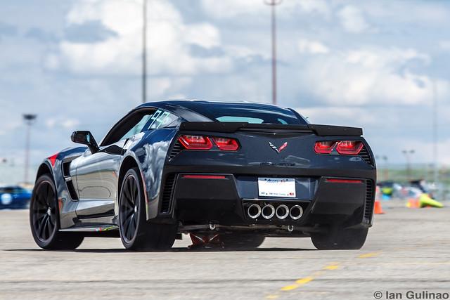Chevrolet Corvette Grand Sport (C7)
