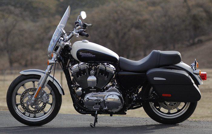 Harley-Davidson XL 1200 T SUPERLOW 2014 - 15