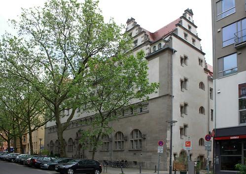 Stadtbad Oderberger Straße