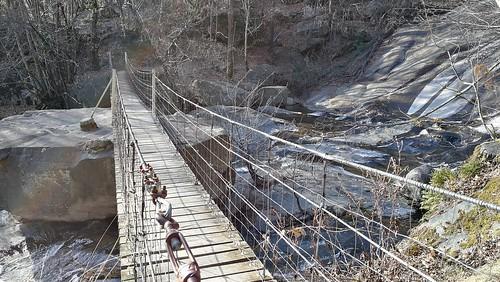 Sentiero per la discesa a valle da Savogno