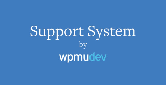 Support System WordPress Plugin free download
