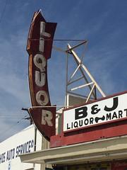 B&J Liquor Store