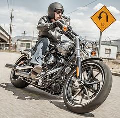Harley-Davidson 1690 SOFTAIL BREAKOUT FXSB 2013 - 7