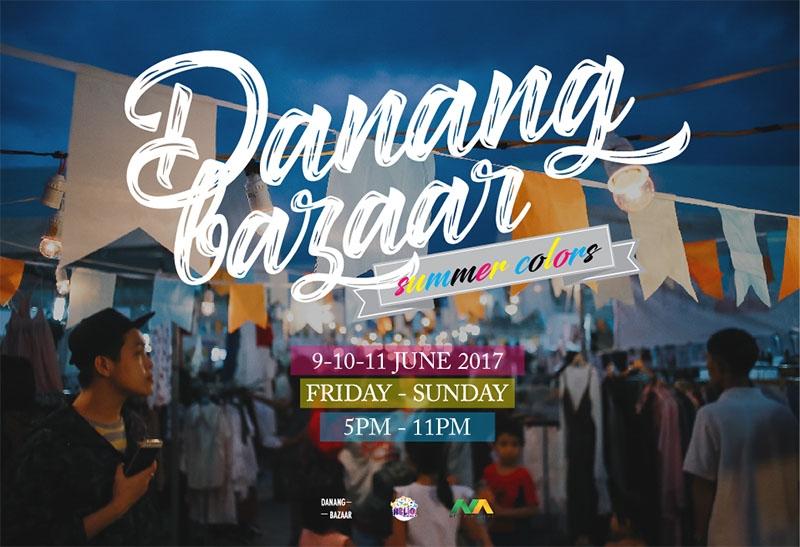 Danang Bazaar - Summer Colors 9,10,11/06