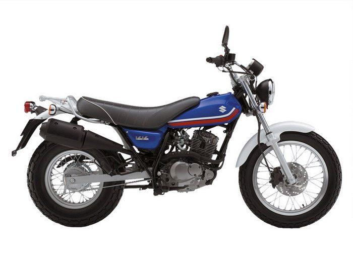 Suzuki 125 VAN VAN 2003 - 4