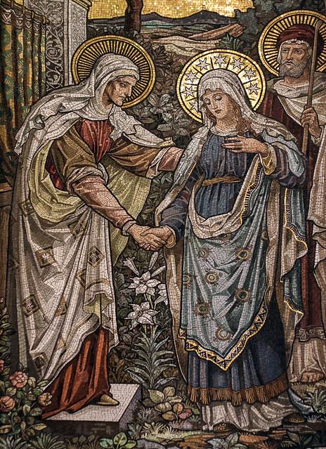 Benedicta tu in mulieribus!