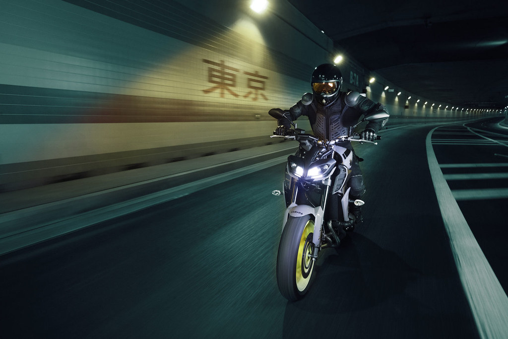 Yamaha 850 MT-09 2018 - 5