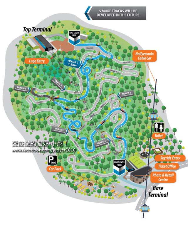 統營斜坡滑車 -3