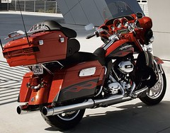Harley-Davidson CVO ELECTRA GLIDE ULTRA CLASSIC 1800 FLHTCUSE5 2011 - 10