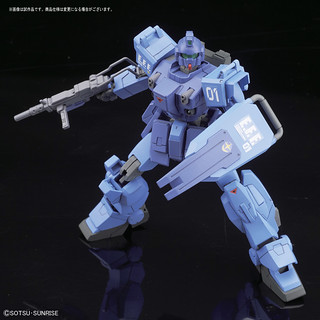 "HGUC 1/144《機動戰士鋼彈外傳 THE BLUE DESTINY》蒼藍命運1號機(ブルーディスティニー1号機) ""EXAM"""