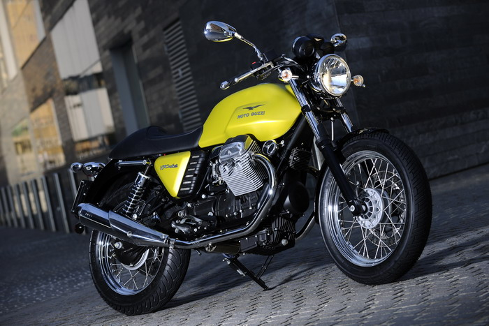 Moto-Guzzi V7 750 Cafe Classic 2010 - 43