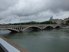 Bridges of the River Rhone and Saone, Lyon