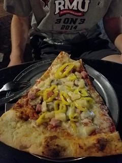 20170610 ham, pineapple, & RMU