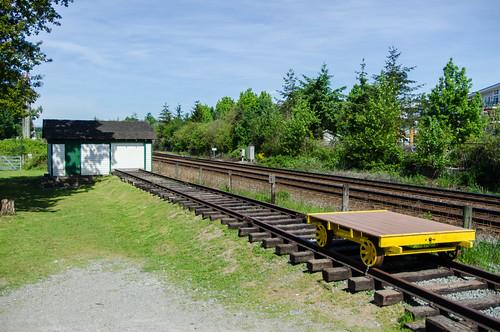 Fort Langley CN Station