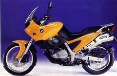 BMW F 650 ST 1997 - 2