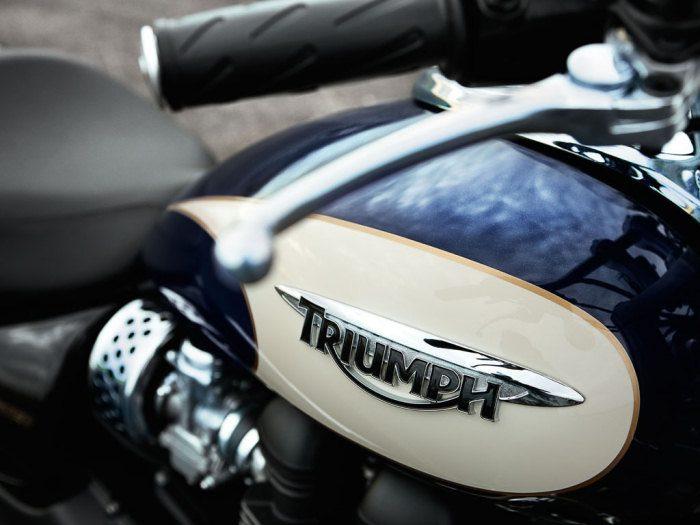 Triumph 800 BONNEVILLE AMERICA 2001 - 13