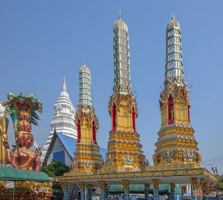 Rongphayaban Ratchada Tha Phra Thailand Around Guides