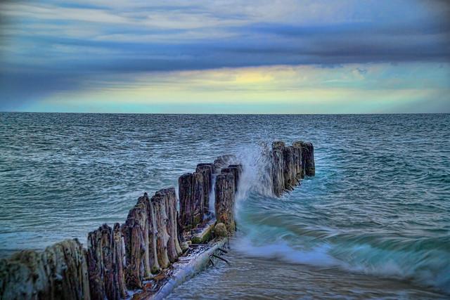 Lake Michigan Moment