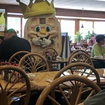 Scary Man in a Waffle Costume