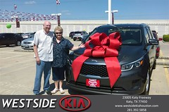 #HappyBirthday to Roger from Joseph Suliveras at Westside Kia!