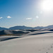 Sun in White Sands