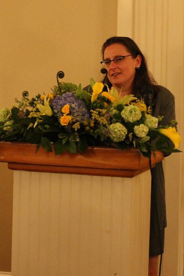 Anna Majewska speaks about Rebecca Lowery