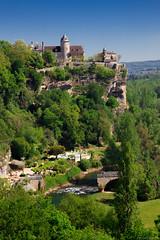 Village de France (Belcastel - Lacave, Lot) - Photo of Payrac