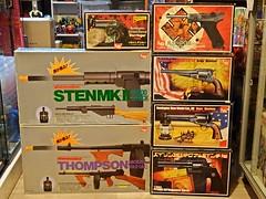 Recent Arrivals ? More Vintage LS Plastic Gun Kits ? 27 May 2017