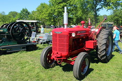 International W9 McCormick Standard tractor