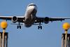 Lufthansa close-up