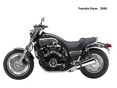 Yamaha 1200 V-MAX 1999 - 12