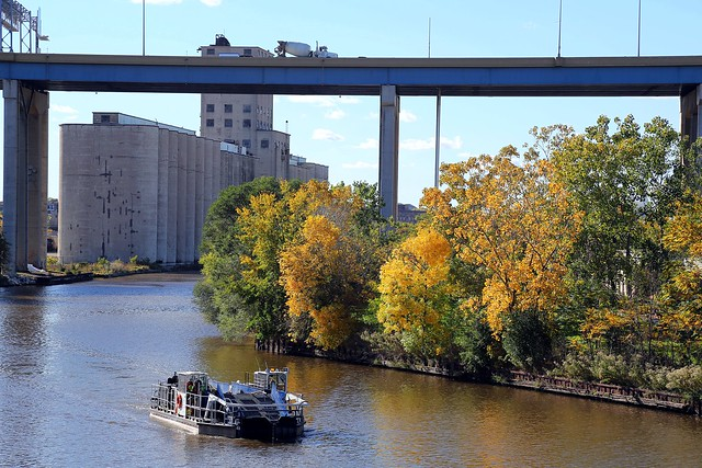 Autumn along the Menomonee