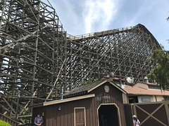 GhostRider's lift hill