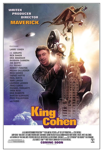 KingCohenPoster